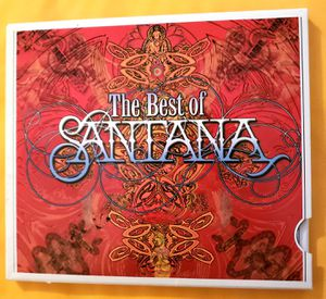 THE BEST OF SANTANA CD for Sale in Glendale Heights, IL