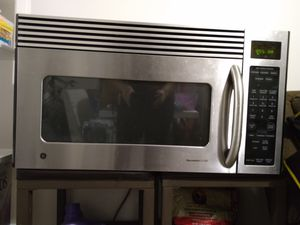 GE microwave for Sale in Tamarac, FL