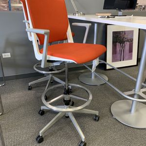 New Haworth Very Drafting Chair Stool for Sale in Denver, CO