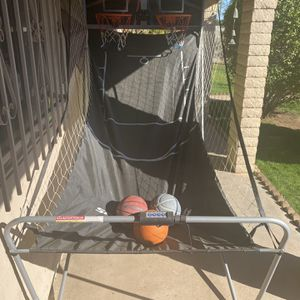 Basketball Hoop Foldable for Sale in Chandler, AZ