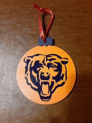 NEW Chicago Bears Ornament for Sale in CARPENTERSVLE, IL