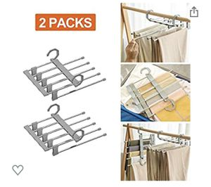 Closet Saver Hangers Organizer for Sale in North Kansas City, MO