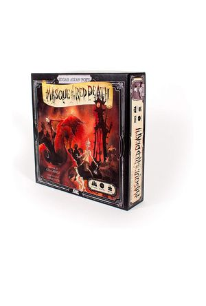 IDW Masque of the Red Death Board Game Sealed for Sale in New York, NY