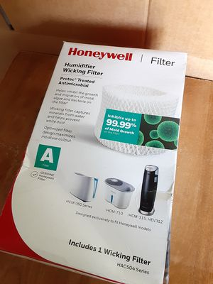Honeywell HAC-504 Humidifier Replacement Filter for Sale in Riverside, CA