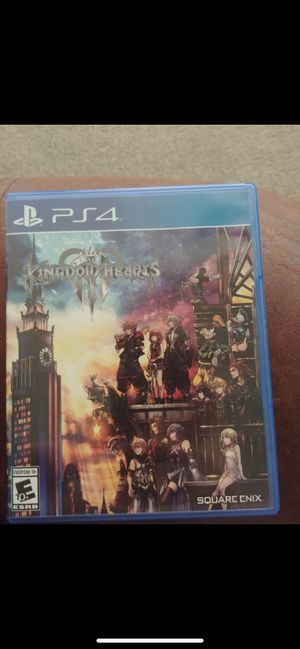 Kingdom Hearts 3 *WILLING TO MEET FAST* for Sale in Brandon, FL
