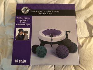Knitting machine for Sale in Sterling, VA