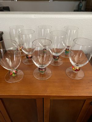 Christmas Holiday Goblets for Sale in Perris, CA