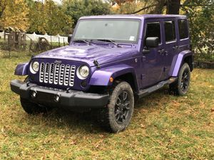 2018 JEEP WRANGLER JK ALTITUDE SUV LEATHER POWER EVERYTHING for Sale in East Rutherford, NJ
