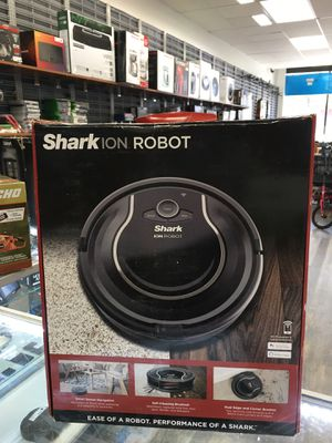 Shark ION Robot Vacuum R75 with Wi-Fi (RV750_N) Android / iOS IPhone for Sale in Lynn, MA