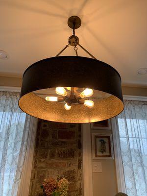 Brass Chandelier/Lighting Fixture for Sale in Salem, MA
