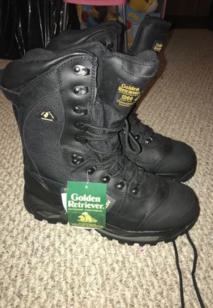 Outdoor/work boots, size 11, brand new with tags, never worn for Sale in Muskego, WI