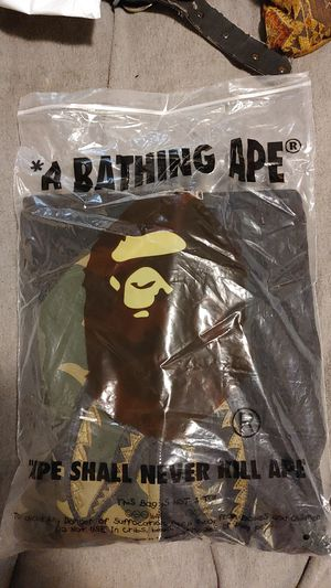 Bape/Undefeated hoodie for Sale in Denver, CO
