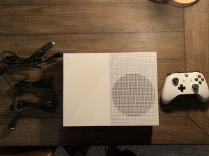 Xbox One S All Digital Edition with controller charger for Sale in East Dundee, IL