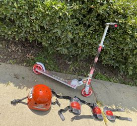 Halo scooter Kids Worh Protection Set for Sale in Charlotte, NC