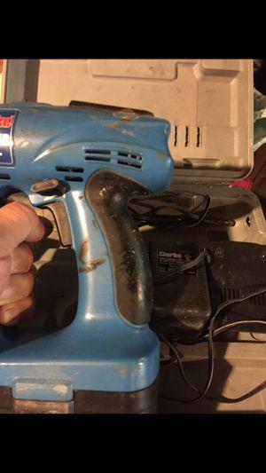 Clark 24 V hammer drill for Sale in Presto, PA