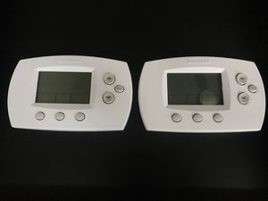 2 Honeywell FocusPRO 6000 programmable thermostats for Sale in Austin, TX