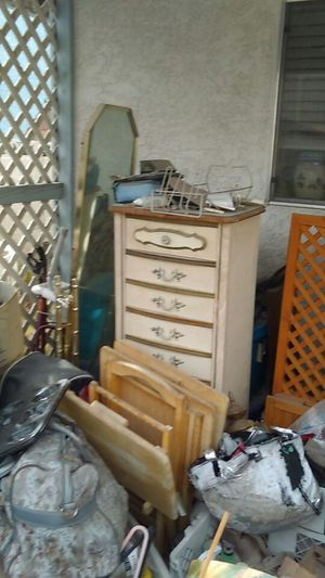 Antique furniture yard sale 4501 Bristol Manor Drive Twin Lake Mead and Smoke Ranch for Sale in Las Vegas, NV