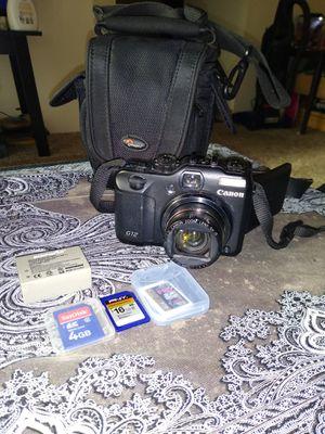 Cannon PowerShot G12 digital camera for Sale in Gresham, OR