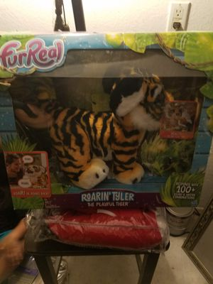 Fur Real Roaring Tyler tiger for Sale in Phoenix, AZ