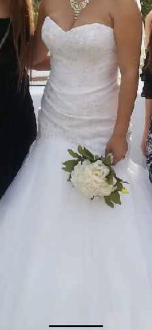wedding dress for Sale in Cape Coral, FL
