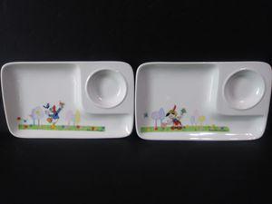 Walt Disney Kid Ceramic Food n Drink Tray for Sale in Garland, TX