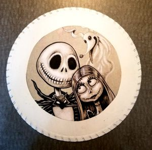Nightmare before Christmas Decorative Saw Blade for Sale in Kent, WA