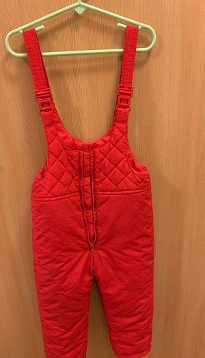 Hanna Andersson waterproof snow bib overalls for Sale in Lynnwood, WA