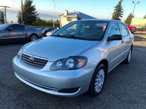 2007 Toyota Corolla for Sale in Federal Way, WA