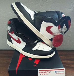 Air jordan 1 retro gym red size 9.5 DS NEW for Sale in Pompano Beach, FL
