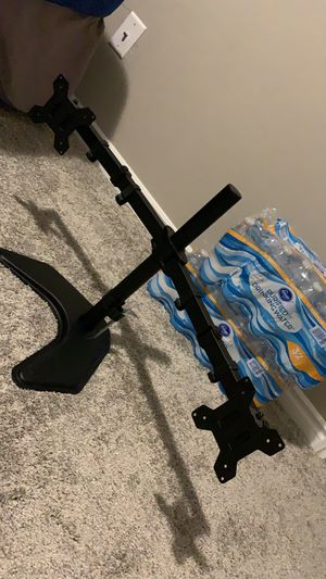 VIVO Dual Monitor Stand Mount for Sale in Las Vegas, NV