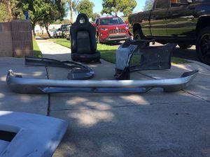 98-02 Honda Accord sedan xenon lip kit. Polyurethane for Sale in Huntington Beach, CA