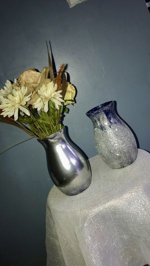 Vase set $15 or $8 a piece for Sale in Durham, NC