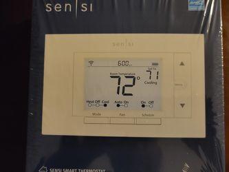 EmersonST55 Sensi White Thermostat with Wi-Fi Compatibility for Sale in San Antonio,  TX