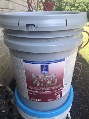 5 Gallon interior paint for Sale in Columbus, OH