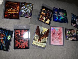 Card sleeves for Sale in Stoughton, MA