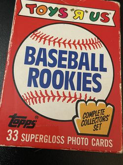 Toys R Us Baseball Cards for Sale in Clearlake Oaks,  CA