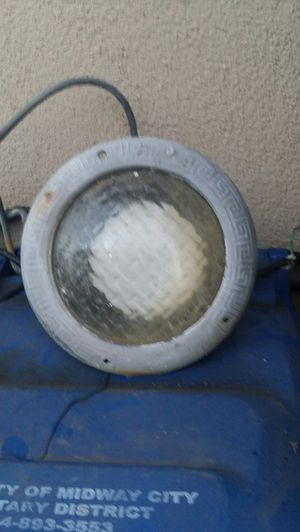 Pool or pond light for Sale in Westminster, CA