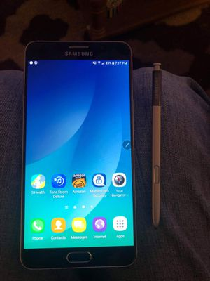(Us cellular) Galaxy note 5 for Sale in Quincy, IL
