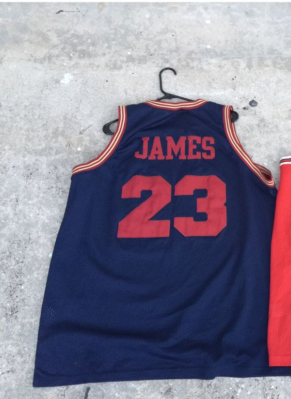 new concept 845a9 afedf LeBron James Throwback Rookie Jersey for Sale in Brandon, FL - OfferUp
