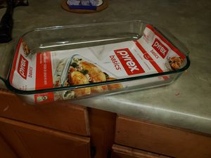 Pyrex glass bake ware for Sale in San Antonio, TX