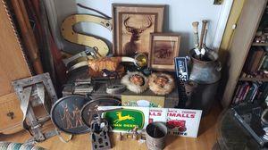 MAN CAVE / ANTIQUE DECOR for Sale in Tacoma, WA