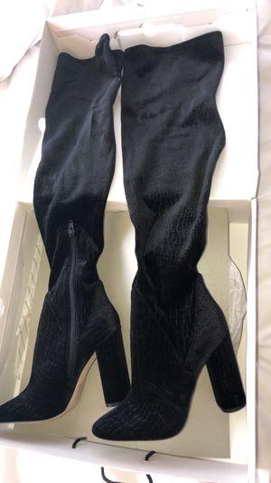 Black Aldo Boots Size 8 for Sale in Orlando, FL