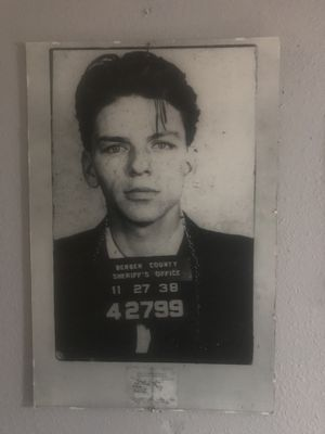 Frank Sinatra wood piece. First mugshot for Sale in San Angelo, TX