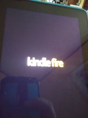 Kindle fire tablet for Sale in Bloomington, IL
