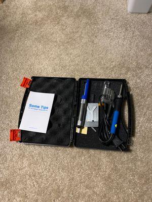 Basic Soldering Iron Kit (unused) for Sale in Fairfax, VA