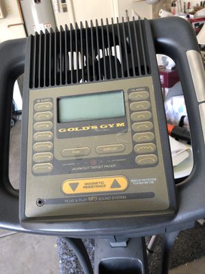 Golds Gym elliptical for Sale in Peoria, AZ