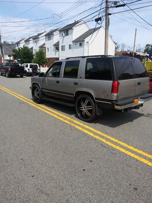 1999 chevy tahoe for Sale in New York, NY