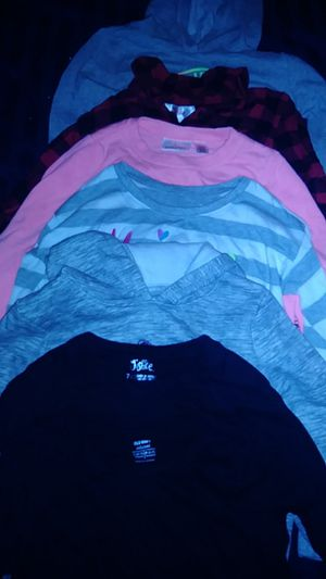 Girls size 7 clothes kids for Sale in Bristol, PA