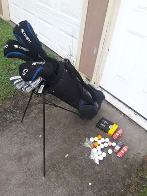 Golf bag include everything in picture for Sale in Lawrenceville, GA