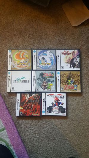 Various DS cases for Sale in Scottsdale, AZ